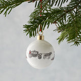 Royally British Fine Bone China Bauble