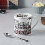 Royally British Mug & Tea Towel GIFT SET