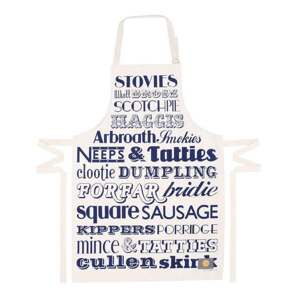 Scottish Dinner Apron