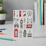 Set of 9 London Greetings Cards