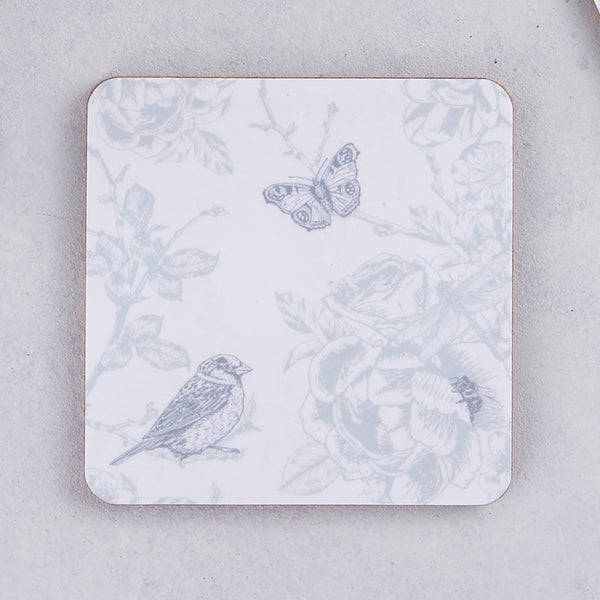 PRE ORDER Wildlife in Spring Coaster set of 4