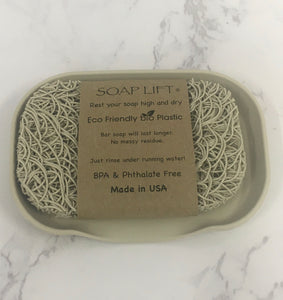 Waterfall soap Dish