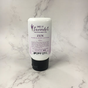 Zen Hand and Body Lotion