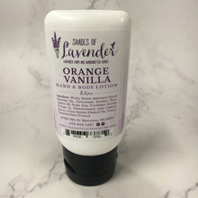 Load image into Gallery viewer, Orange Vanilla Hand and Body Lotion