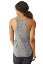 Hamsa Women's Racerback Tank - Heather Grey