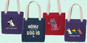 Totes Galore!  In Stock Now
