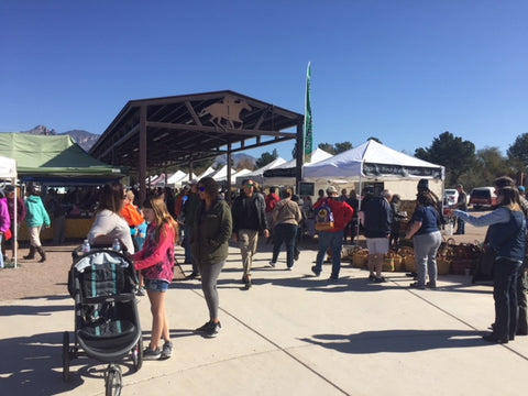 Farmers Markets are a Great Source for High Quality Dog Food & Treats
