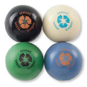 "Poocheo.com: Orbee-Tuff RecycleBALL - 3"" Ball for Dogs - Guaranteed Tough"