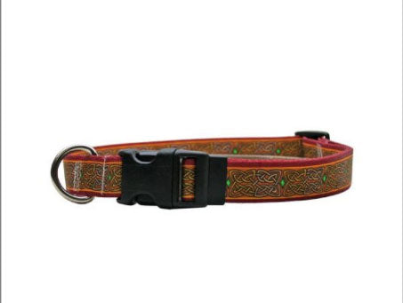 Yellow Dog Design Adjustable Collar - Celtic (Multiple Sizes Available)