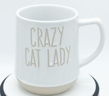 Crazy Cat Lady - Mug by Spectrum