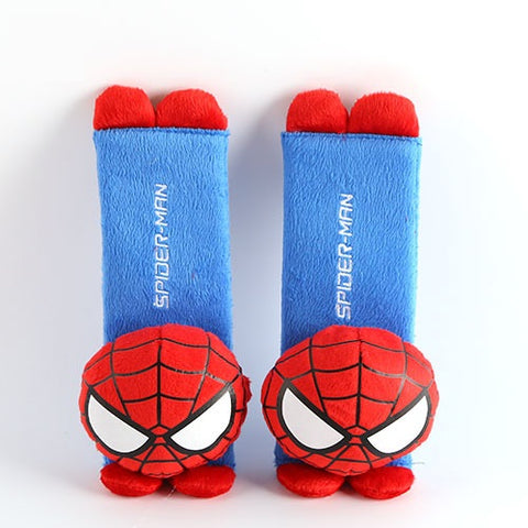 Spiderman Seat belt cover