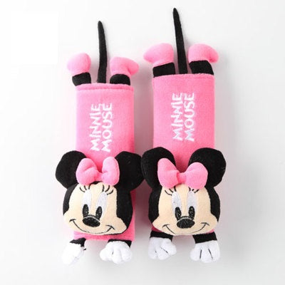 Minnie Mouse Seat belt cover