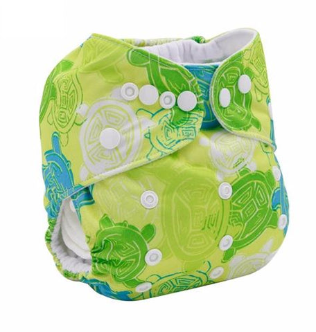 Daily-Soft Washable Diapers (Aloha)