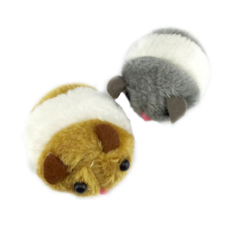 PullString Vibrating Cute Toy Mouse for Pet Cats - Highly Addictive!