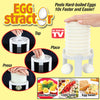 Image of EggStractor 3secs Egg Peeler
