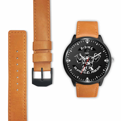 Custom Designed Bikers' Watch CF3