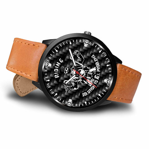 Custom Designed Bikers' Watch CF2