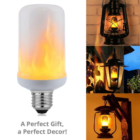 Realistic Flame Led Bulb