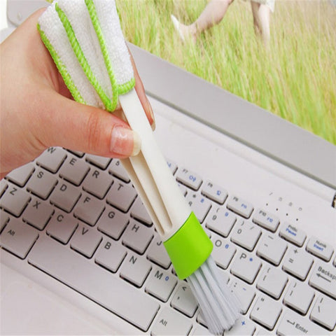 2-in-1 Microfibre Wiper Brush [BUY 1 FREE 1]
