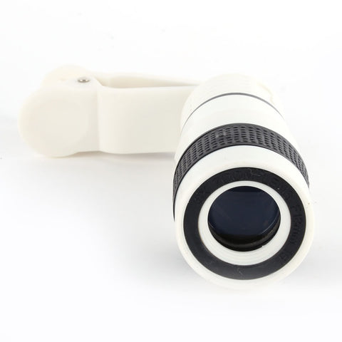 12X Mobile Phone Telescope Zooming Lens