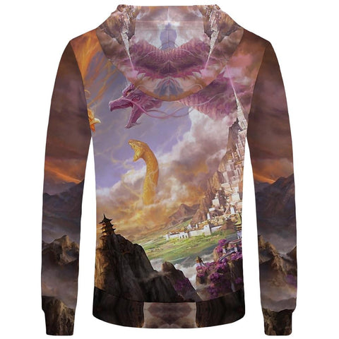 Dragon Hoodies Series 1, Color - 3d hoodies 20