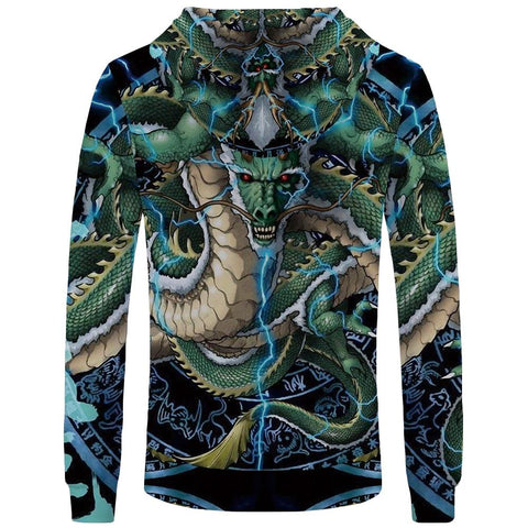 Dragon Hoodies Series 1, Color - 3d hoodies 05