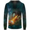 Image of Dragon Hoodies Series 1, Color - 3d hoodies 12