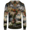 Image of Dragon Hoodies Series 1, Color - 3d hoodies 07