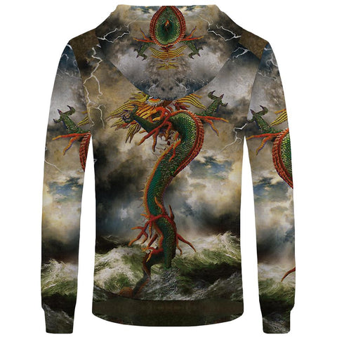 Dragon Hoodies Series 1, Color - 3d hoodies 03