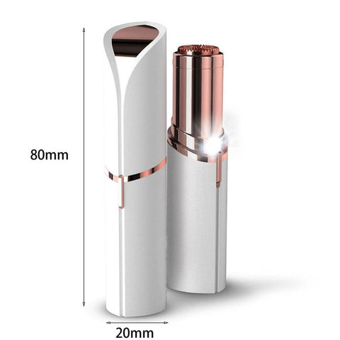 Mini Electric Epilator - Efficient Body and Facial Hair Removal