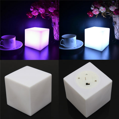 LED Color Changing Cube Lights