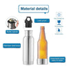 Image of BottleKeeper V2 - 2-in-1 Innovative Tumbler for Drinks and Bottle!