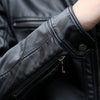 Image of Bikers' Faux Leather Jacket