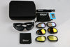 Image of ToughGlasses - USA Military Grade 4-in-1 UV400 Polarized Sunglasses Set