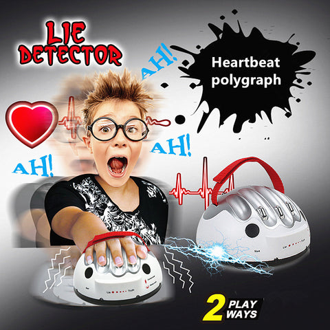 Lie Detector - With lie severity indicator