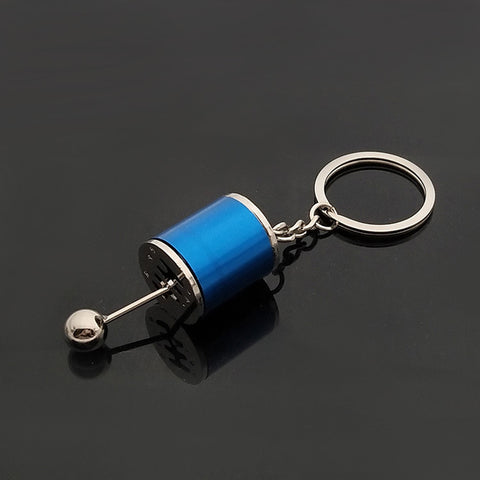 6-Speed GearBox Shifter Keychain