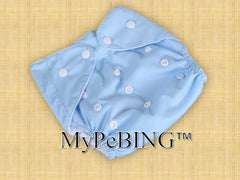 Image of Air-Max Washable Diapers (Blue)