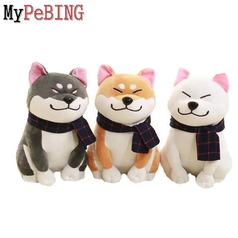 Cute Shiba Inu dog plush soft stuffed toy 25cm/9.84''