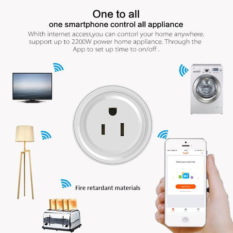 Wifi Smart Power Plug
