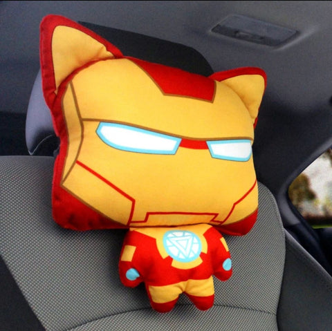 Iron Man Car Neck Pillow Series 1