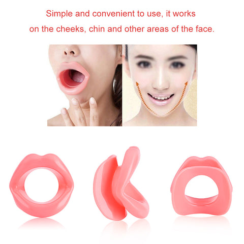 (Buy 1 Get 1 Free) Japan Face Slimmer Silicon Mouthpiece