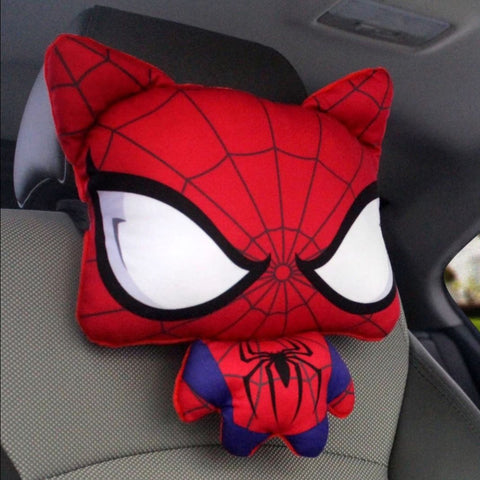 Spiderman Neck Pillow Series 1