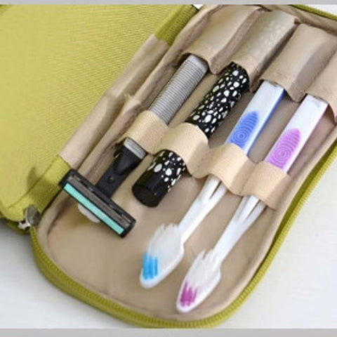 TravelMate - Travel Organizer Bag for Toiletry and Makeup Kit