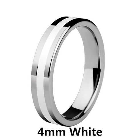Romantic Lovers' Wedding Couple Rings