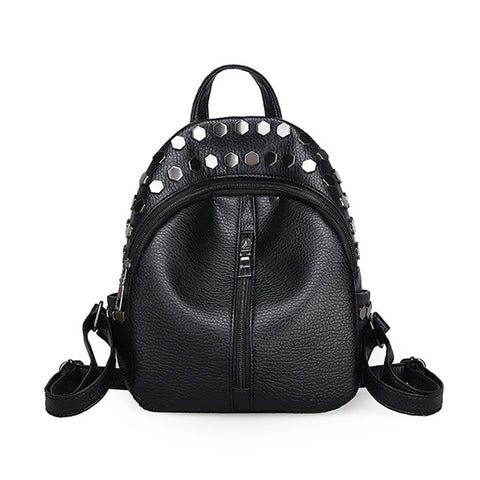 Ladies' small fashion backpack