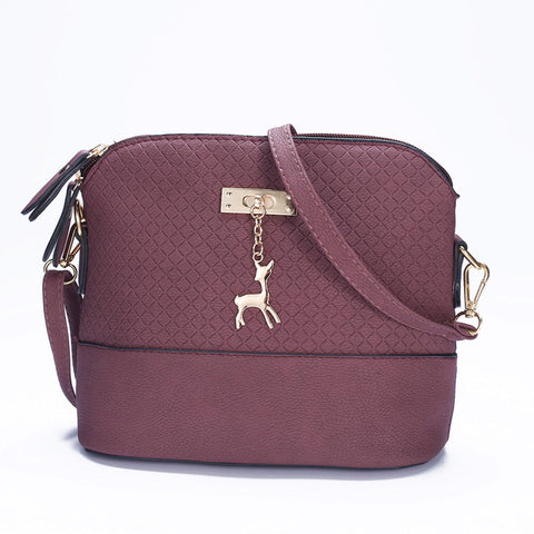 PU Leather Ladies' Bag
