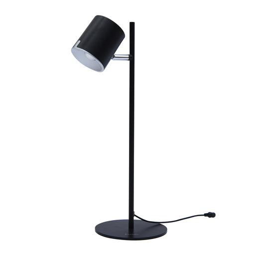 DAC® MP-321 Metal LED Desk Lamp with 340° Rotating Head, Black