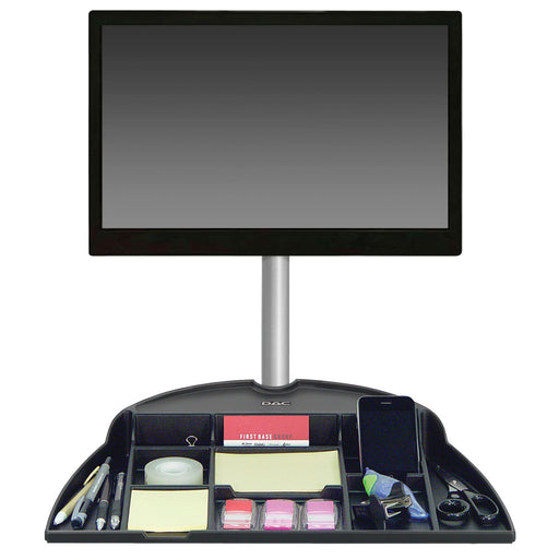 DAC® MP-204 Space Saver System™ Organizer Tray For Monitor Arms computer tray desk organizer to attach to monitor arm