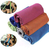 Multipurpose Instant Cooling Towel:Safety Gear:Trendy Fitness Essentials