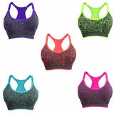 Racerback Cotton Sports Bra:Bra:Trendy Fitness Essentials
